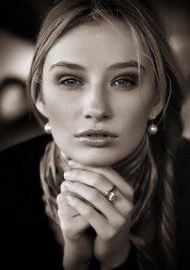 Взгляд женщины и выражение глаз