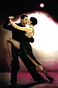 Как танцевать с девушкой