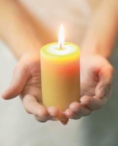 Как сделать ароматизированные свечи
