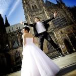 Что интересного происходит во время свадьбы в Чехии
