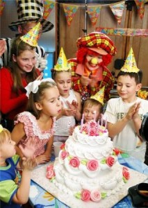 Как самостоятельно организовать детский праздник?