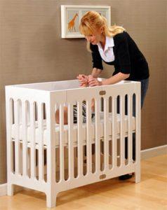 Какие бывают кроватки для новорожденных?