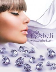 5 фактов о косметике Desheli
