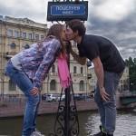 Романтическое путешествие в Санкт-Петербург