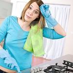 Как приучить себя содержать кухню в чистоте?