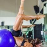 Зачем женщине ходить в спортзал?